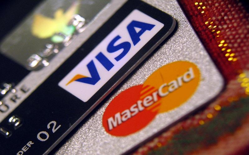 ویزا کارت و مستر کارت