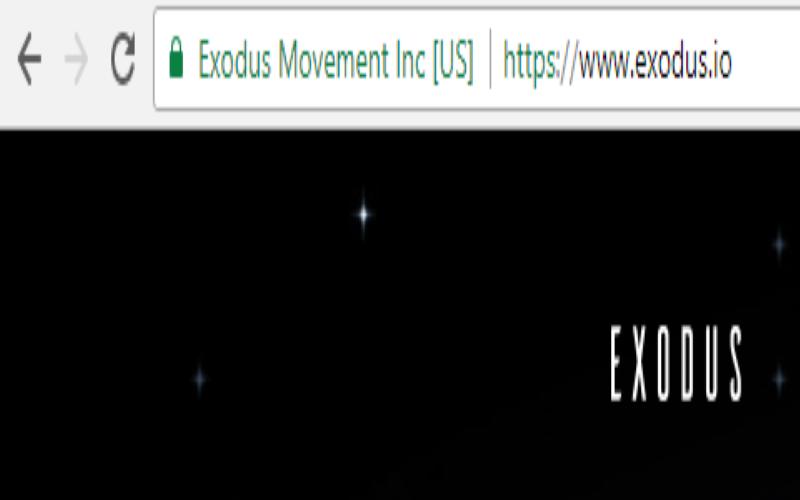 کیف پول اکسدوس (EXODUS)