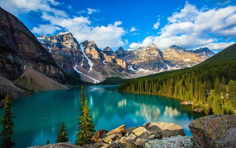 جاذبه های گردشگری کانادا