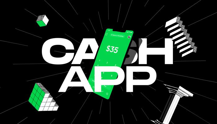 ثبت نام در اپلیکیشن Cash App