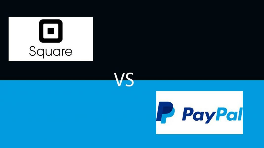Square و Paypal