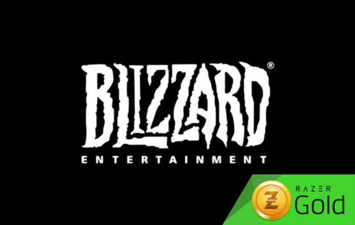 Blizzard و Razer Gold