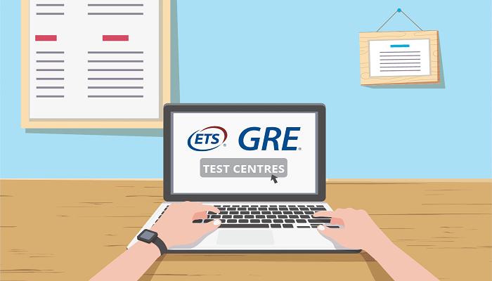مراکز آزمون GRE