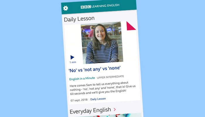بهترین اپلیکیشن های یادگیری زبان