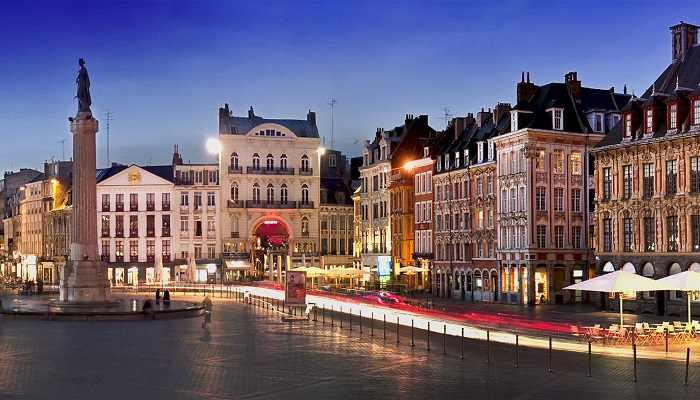 شهر لیل در فرانسه