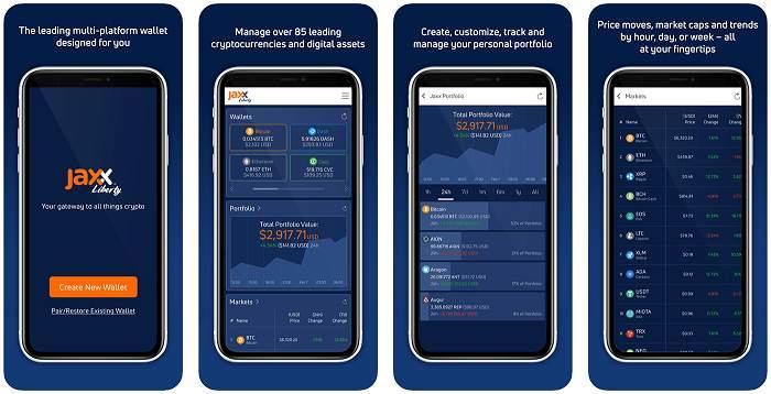 کیف پول بیت کوین برای iOS